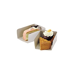 Broodkartonnetjes/inschuif half pond 500 st