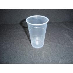 Plastic bierglas 1000 stuks