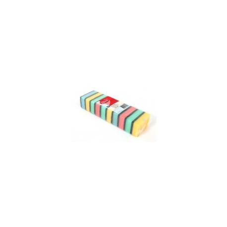Ibex schuursponsen 9x6x3 doos 6x10st
