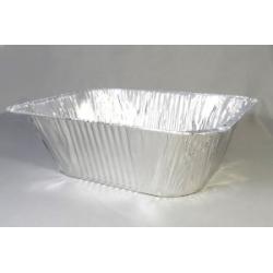 Aluminium bak ½ gastro 102h