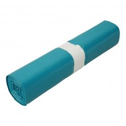 Afvalzak blauw 80x110